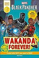 Marvel Black Panther Wakanda Forever! (DK Readers Level 2)