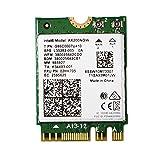 Intel インテル AX200 NGW 802.11ax (2,400Mbps) Wi-Fi 6 & Bluetooth5 (M.2 WiFiカード)