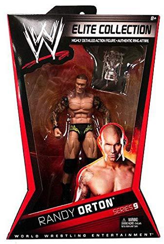 WWE - V1356 - Figurine Articulée - Catch - Séries Elites 9 - Randy Orton