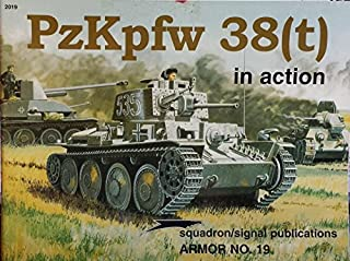 PzKpfw 38(t) in Action - Armor No. 19
