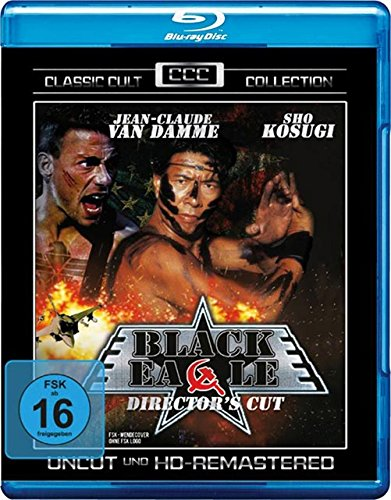 Black Eagle - Classic Cult Collection [Blu-ray]