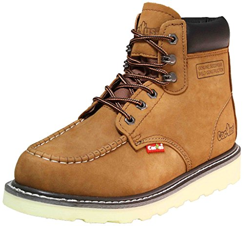 Cactus Work Boots 3611M Brown Size 9.5
