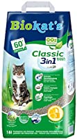 ODOUR BINDING: Large grains in the clumping litter absorb fluids and odours quickly and effectively thanks to the large surface area of their pores CLUMP-FORMING: Medium-sized grains support the formation of firm and compact clumps, which makes clean...