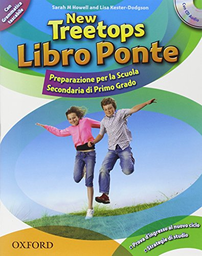 Treetops new. Libro ponte. Book&pocket grammar.  [Lingua inglese]: 1