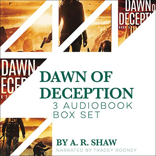 Dawn of Deception Series Boxset cover art