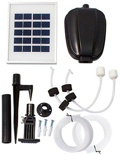 The Outdoor Shop Solar Pond Aerator/Oxygenator - 2 Stone