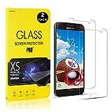 SONWO Galaxy S7 Protection écran, Installation Facile Sans Bulles D'Air, Ultra...