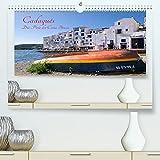 Cadaqués - Perle der Costa Brava (Premium, hochwertiger DIN A2 Wandkalender 2022, Kunstdruck in Hochglanz): Vom Fischerdorf zum ruhigen Städtchen. (Monatskalender, 14 Seiten )