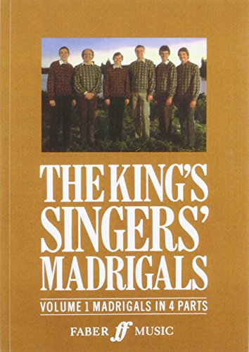 KINGS SINGERS MADRIGALS (VOL 1
