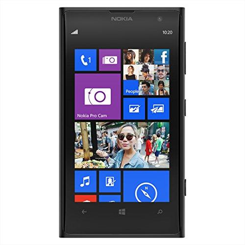 Nokia Lumia 1020 Movistar Entriegelt Smartphone (4,5 Zoll (11,4 cm) Touch-Bildschirm, 32 GB Speicher, Windows 8) weiß