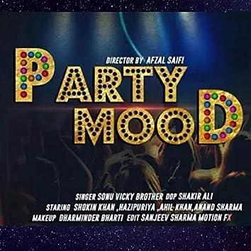 Party Mood (feat. Hazilpuriya)
