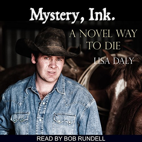 Mystery, Ink: A Novel Way to Die audiobook cover art