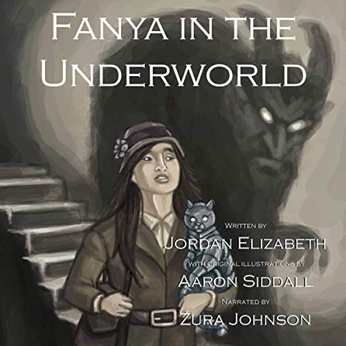 『Fanya in the Underworld』のカバーアート