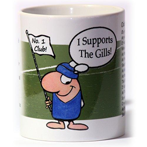 Impishodes Gillingham FC Football Supporter Mug