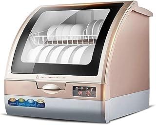 Atten Lavavajillas portátil - Mini encimera lavavajillas for Apartamento, Casa, cocina - 6 Cubierto Capacidad - 5L