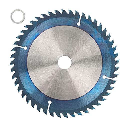 Discos de corte de sierra Cortador de sierra circular de acero de alta velocidad Hoja de sierra circular circular Adamant para(160 * 1.8 * 20 * 48T)