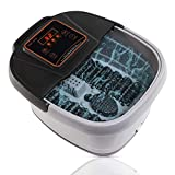 yosager Small Foot Spa with Heat, Foot Bath Tub with LED Display, Timer and Temperature Setting for...