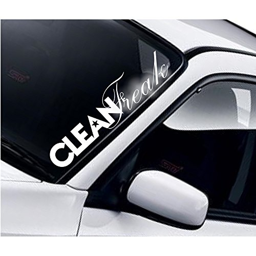 10 cm autocollants-sticker-autocollant sensible ad339 UV /& waschanlagenfest voiture tuning