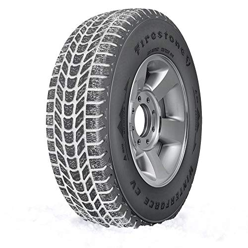 Firestone Winterforce CV Winter/Snow Commercial Light Truck Tire