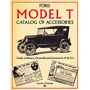 Ford Model-T Catalog of Accessories