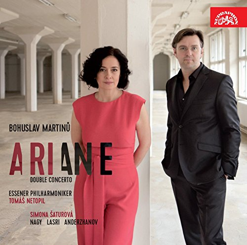 Martinu: Ariane/Doppelkonzert H 271 (Live-Aufnahme)