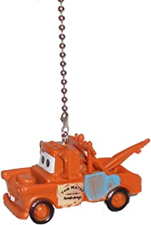 Disney classic CARS movie assorted Character Ceiling FAN PULL light chain (Towmater)