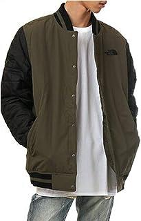 THE NORTH FACE Varsity JKT スタジャン メンズ 大きいサイズ ダウン キルティング ジャケット NF0A3JR2