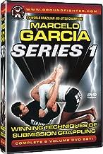 Marcelo Garcia - Series 1: Winning Techniques of Submission Grappling. Instructional for Brazilian Jiu-jitsu & Gracie Jiu-jitsu