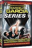 Marcelo Garcia - Series 1: Winning Techniques of Submission Grappling. Instructional Dvds for Brazilian Jiu-jitsu & Gracie Jiu-jitsu