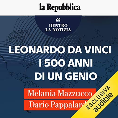 Leonardo Da Vinci i 500 anni di un genio cover art