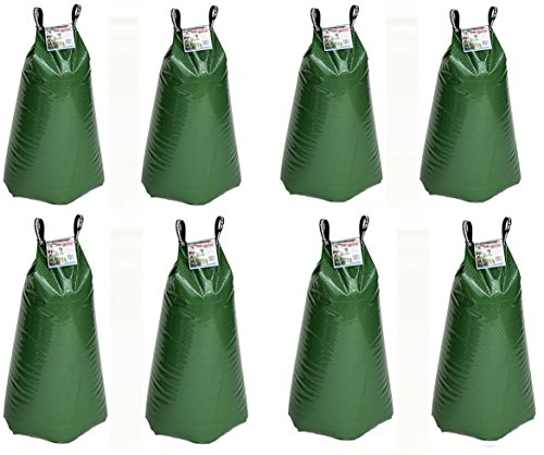 Treegator Tree Watering Bag - Drip Irrigator - 8 Pack