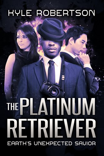 Book: The Platinum Retriever - The Story of Earth's Unexpected Savior by Kyle Robertson