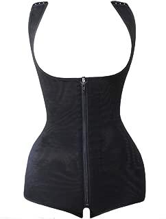 AVENBER Women Body Shaper Breathable Corset Lingerie Sexy Bodysuit Waist Trainer Modeling Strap Slimming Underwear