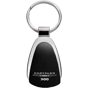 Au-Tomotive Gold INC Satin Valet Keychain for Chrysler 300 Chrome
