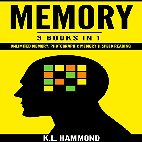 Memory: 3 Books in 1 cover art