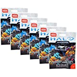 Mega Construx Halo Micro Action Figures | Battle for The Ark Series CNC84 Blind Bag | Pack of 6