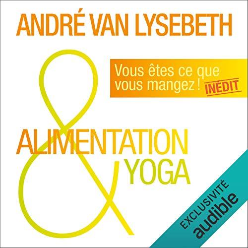 Alimentation et yoga cover art