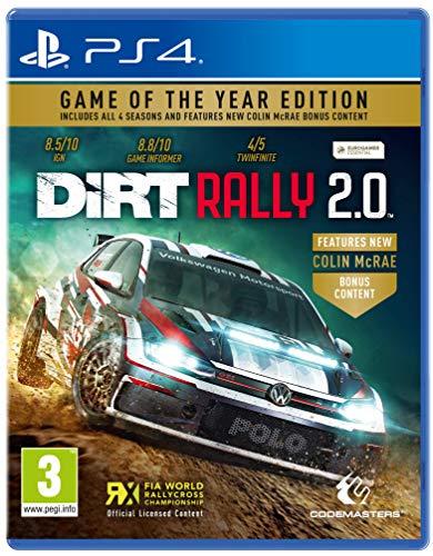 DiRT Rally 2.0 Game Of The Year Edition - PlayStation 4 [Edizione: Regno Unito]