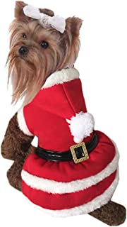Best mrs claus dog costume Reviews