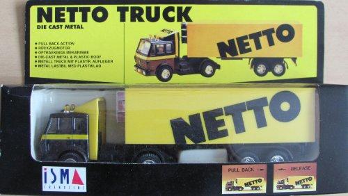 Netto Nr. - von ISMA - Sattelzug