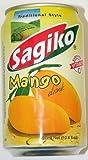 Sagiko Bebida de mango pack 24 x 320 ml 0.32 ml - Pack de 24