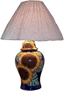 talavera table lamps
