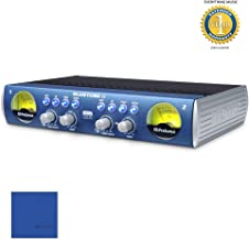 PreSonus BlueTube DP V2 2-channel Mic/Instrument Tube Preamp with Microfiber and 1 Year Everything Music Extended Warranty