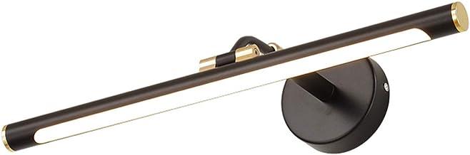Spiegelvoorlicht, LED waterdichte anti-mist punch-vrij Eitelheit Light Luxury Eitelheit Licht toiletlamp spiegellicht (Kle...