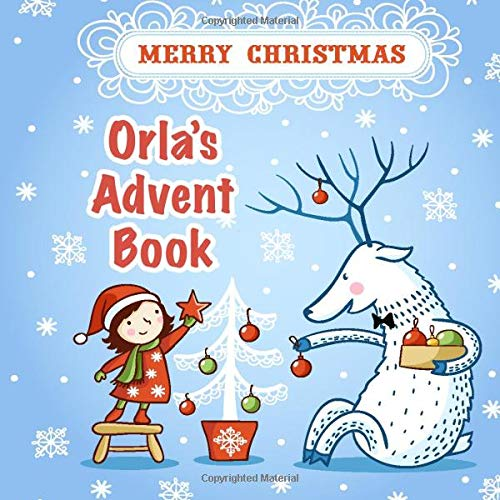Orla's Merry Christmas Advent Book