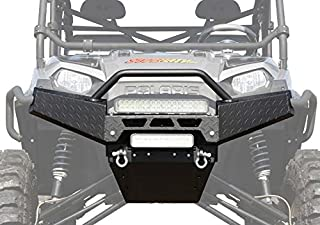 WARN 101708 Front UTV Bumper for Polaris Ranger XP: 900 2018-19 2014-19 1000