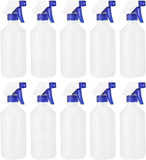 Hemobllo Botella de spray vacía, botella de bomba de plá