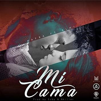 Mi Cama (feat. Alhi)
