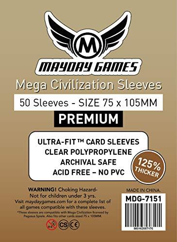 funda 50x75 fabricante Mayday Games