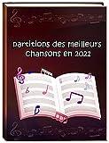 partitions des meilleurs chansons 2021: partitions piano des meilleurs tubes françaises ( Lettre a une femme - Ninho, Jusqu'ici tout va bien - Gims , Nous ... (partitions piano (Français) t. 3)
